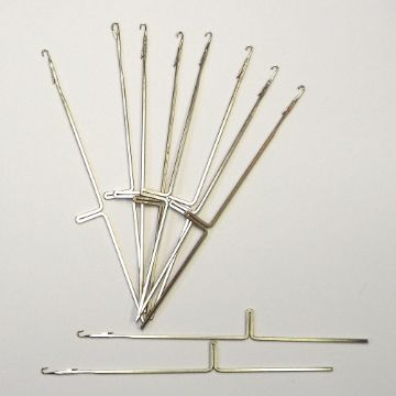 Silver/Knitmaster Fine Gauge (3.6mm) Main Bed Needle